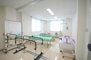 リハビリ室(2)